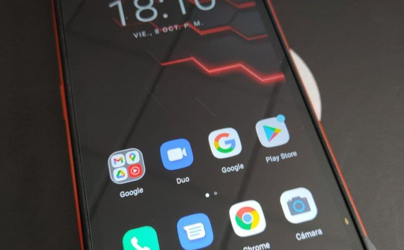 Unboxing y review – Doogee V10